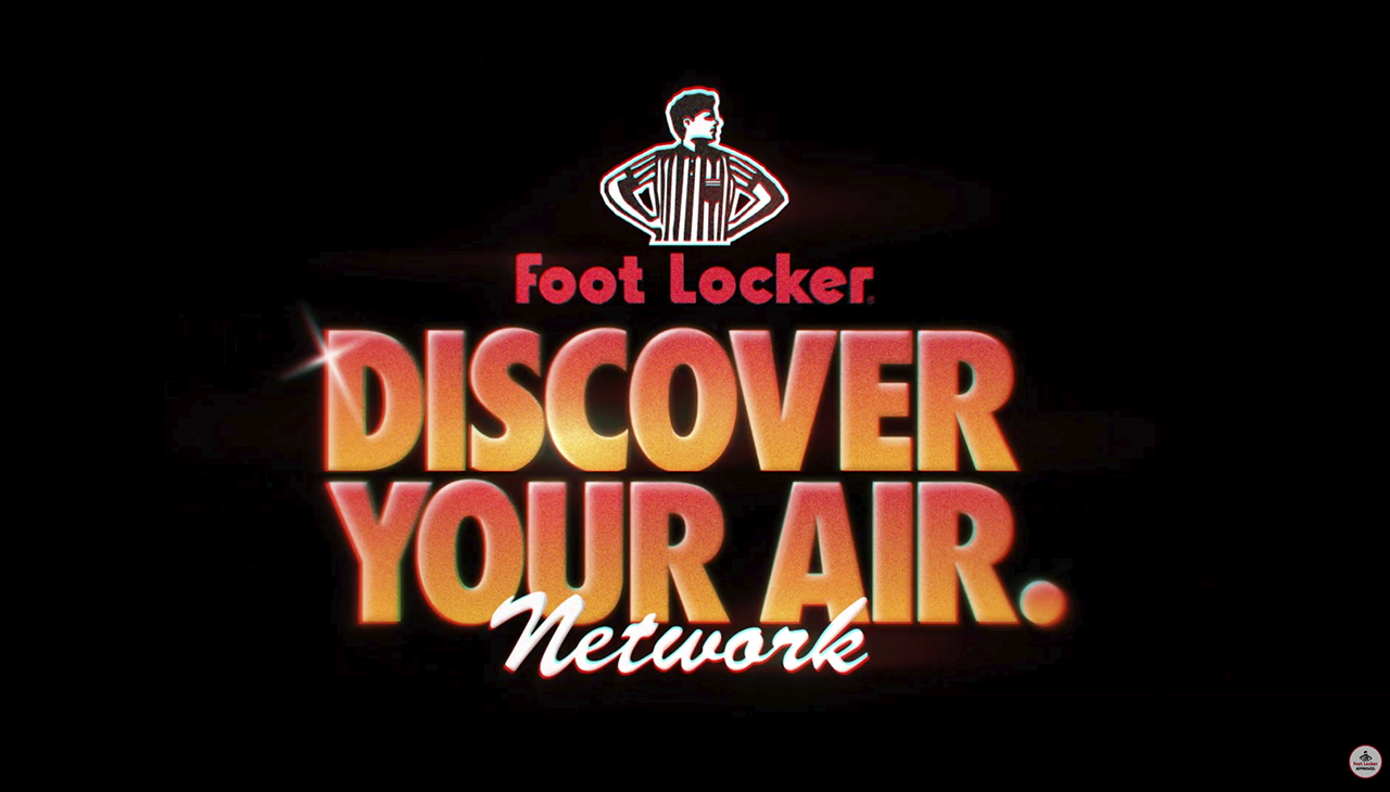 Foot Locker Launches Discover Your Air Network for Nike Air