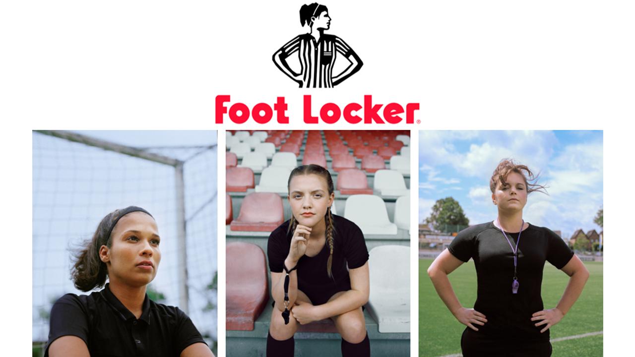 Foot Locker Europe Unveils Female