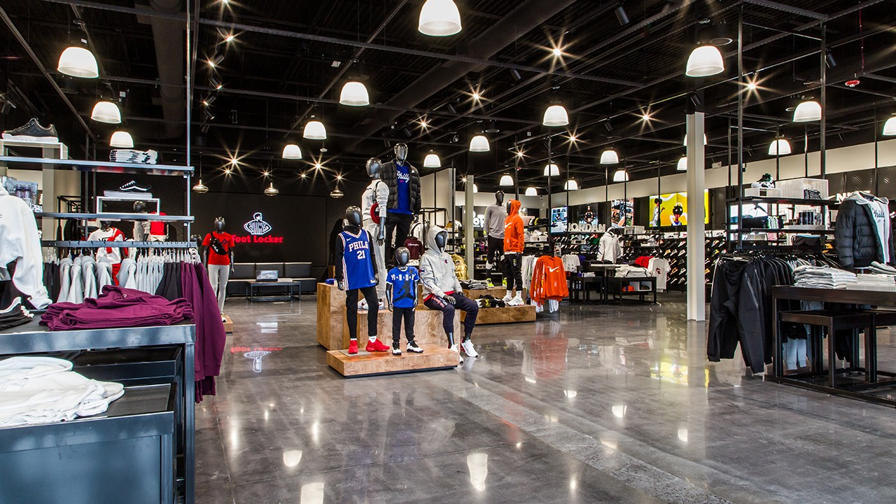 Foot Locker Brings First North American Power Store to Detroit