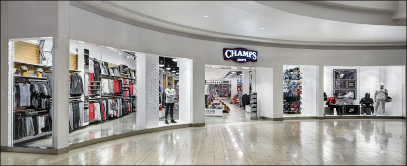 Champs Sports store image